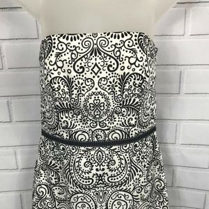 Ann Taylor Women's Size 6 Strapless Dress